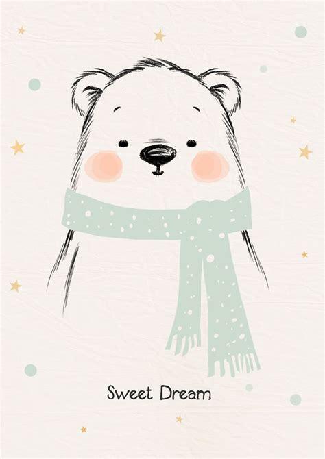 tableau ourson chambre bébé les 25 meilleures idées de la catégorie idées dessin sur
