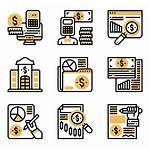 Icons Strategy Flaticon Financial Packs Icon Iconos