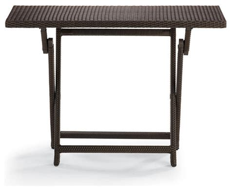 cafe counter height folding table traditional outdoor