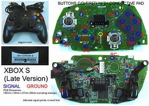 Need Help Hacking And Original Xbox S Controller  U2014 Shoryuken