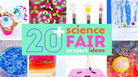 science fair projects   wow  crowd youtube