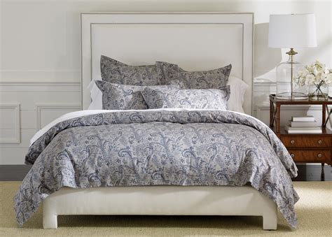Coverlet Or Duvet by Lorelle Paisley Duvet Cover And Shams Duvet Cover