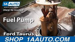 How To Install Replace Fuel Pump 1996
