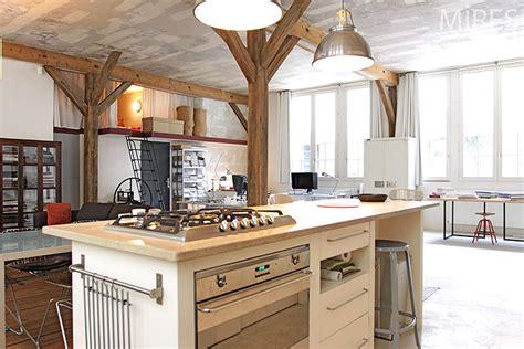 parquet cuisine ouverte cuisine ouverte c0201 mires