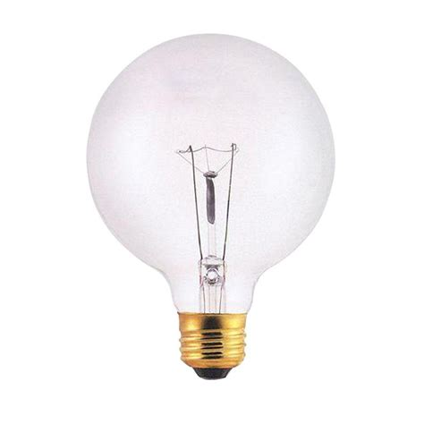 bulbrite 25 watt incandescent g25 light bulb 15 pack