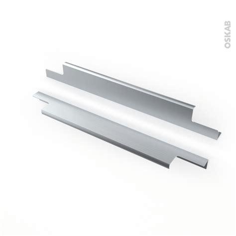 poign 233 e de meuble de cuisine n 176 37 inox bross 233 30 cm entraxe 192 mm sokleo oskab