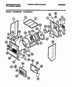 Frigidaire Flse72gcs0 Laundry Center Parts