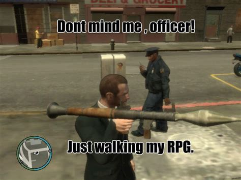 Gta 4 Memes - grand theft auto fails gaming real life warning gta is not real life comedy central