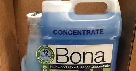 Bona Hardwood Floor Cleaner Concentrate by Bona Hardwood Floor Cleaner Concentrate 128 Oz Costco