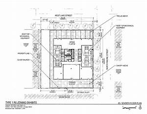 Diagram Of 1201 West Lake Street    Chicago Architecture