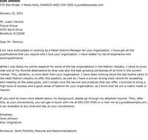 Store Manager Cover Letter Exles Luxury Retail Resume Sales Retail Lewesmr