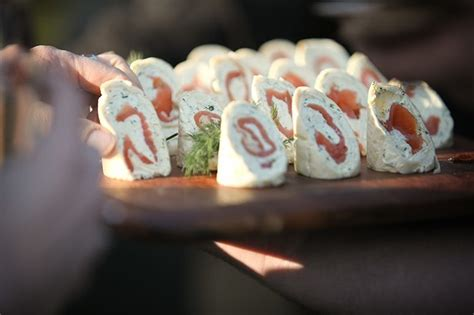 canape recipes food catering company melbourne order gourmet