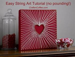 40 Insanely Creative String Art Projects - DIY Projects