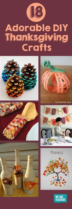 thanksgiving crafts lessons  activities