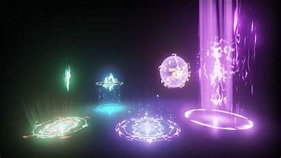 Magic Circle Magical Wallpapers Background Backgrounds Type