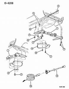 82400554 - Genuine Mopar Wiring-pigtail Adaptor