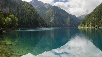 Zen 4k Wallpapers Desktop Jiuzhaigou Valley Nature
