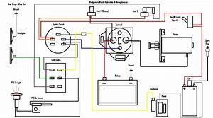 Briggs And Stratton Magneto Wiring Diagram