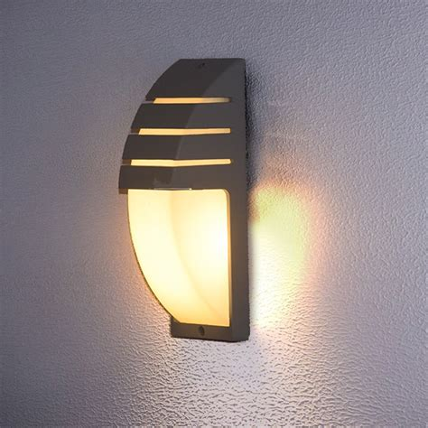 led light outdoor wall ls modern 5w led wall light