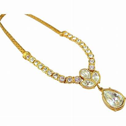 Swarovski Necklace Rhinestone Jewelry Antiques Rubylane Alison