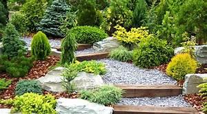 Décoration De Jardin Extérieur : deco maison jardin mc immo ~ Dode.kayakingforconservation.com Idées de Décoration