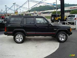 1996 Black Jeep Cherokee Sport 4wd  11174538 Photo  5