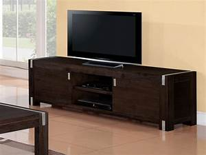 meuble tv haut wenge With meuble tv design wenge