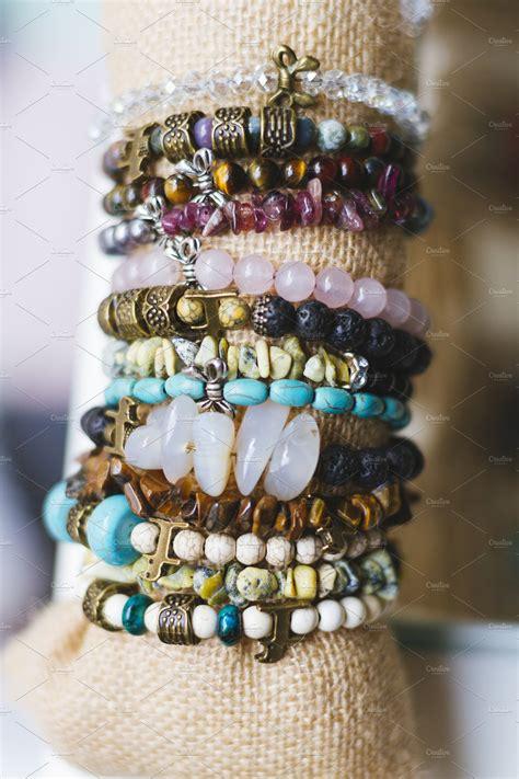 Handmade jewelry ~ Abstract Photos ~ Creative Market
