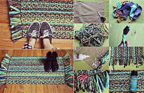 how to make a braided rug beautiful braided rug diy alldaychic