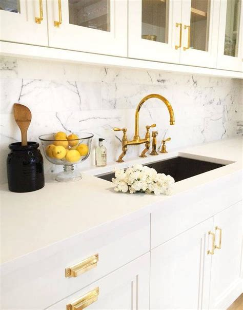 glass knobs and pulls black kitchen cabinets gold hardware design ideas