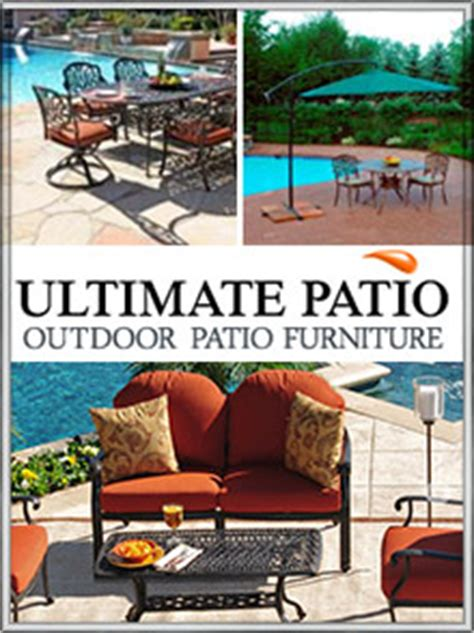 discount patio furniture and patio accessories
