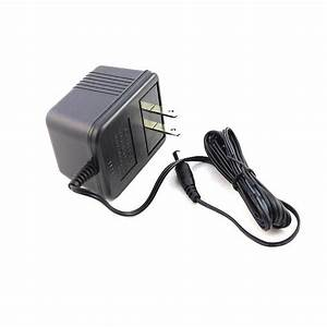 Vermona Replacement 12vac  830ma Ac Adapter  115v Us 2 Pin