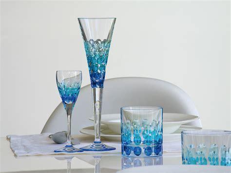 bicchieri flute vetro set 2 calici flute bu105 calici in vetro e cristallo