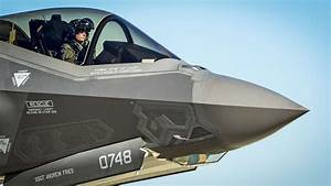 Now That The F-35A Is Also Having Oxygen Issues A Solution ...