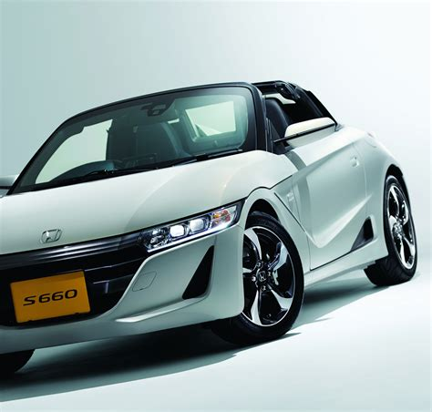 Honda S660 Mini Roadster Officially Unveiled In Japan [50