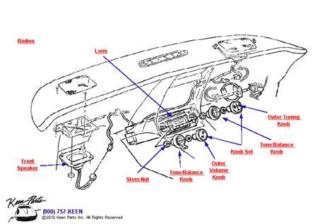 05 Corvette Part Diagram by Parts Corvette Parts