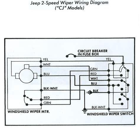 Wiper Wiring Jeep Forums
