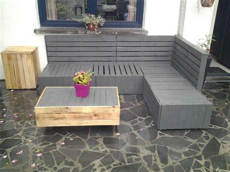 beautiful salon de jardin en emejing idee salon de jardin original contemporary