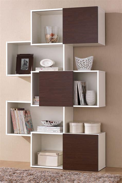 modern bookshelf plans harriette white brown door bookshelf on hautelook 249 detalhes que fazem a diferen 231 a