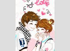 Anime Korea Cute Couple Unyuunyu Banget Melihat