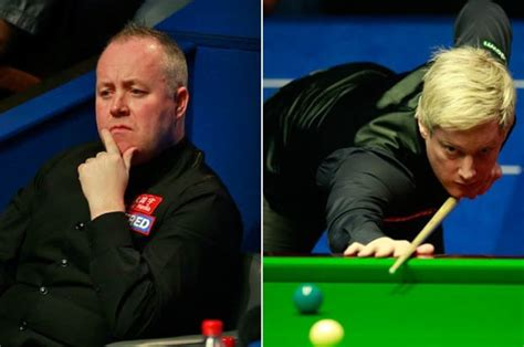 world snooker championship results scores    quarter finals daily star