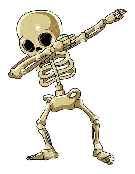 skeleton clipart a dabbing skeleton in 2019 vector illustrations