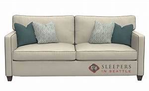 Customize and personalize jersey full fabric sofa by savvy for Sectional sleeper sofa nj