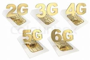 2g  3g  4g  5g  6g Circuit Microchip