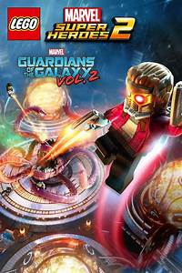 LEGO Marvel Super Heroes 2: Guardians of the Galaxy Vol. 2 ...