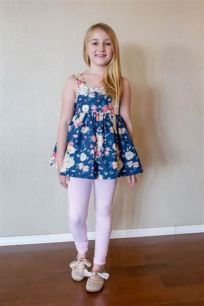 Leggings Pink Madison Tweens Ruffles Preteen Tween