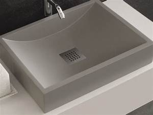Badmöbel 25 Cm Tief : badm bel waschbecken handwaschbecken lave mains waschbecken 50 cm breit 38 cm tief harz ~ Bigdaddyawards.com Haus und Dekorationen