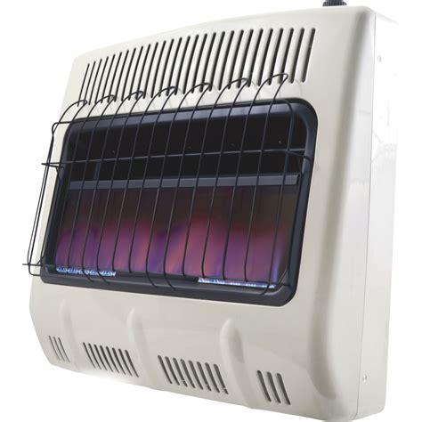 free shipping mr heater propane vent free blue