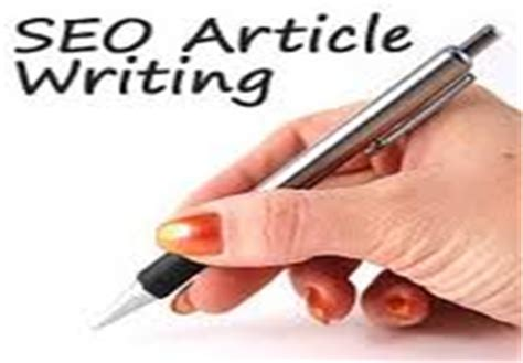 Seo Articles - 4 key points on seo article writing
