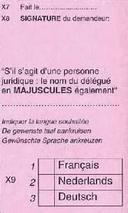 Payer Une Voiture En Plusieurs Fois Chez Un Concessionnaire : tout savoir sur l 39 immatriculation de v hicules en belgique solidas ~ Gottalentnigeria.com Avis de Voitures